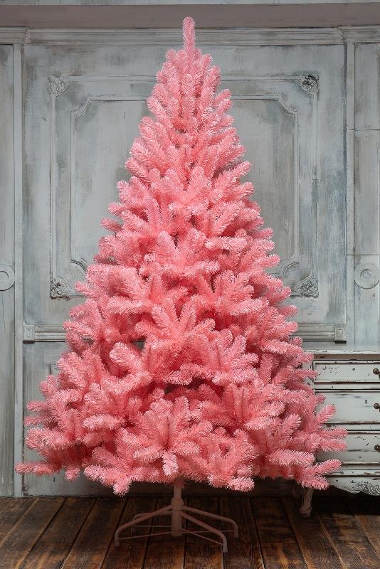 Елка Фламинго 210 см